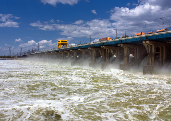 A car tour to the Volga hydroelectric station and to the the Volzhskiy city from 5 000 RUB.