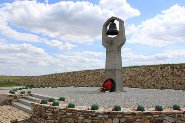Car tour to the military memorial Rossoshki from 4 000 RUB.